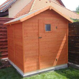 .Drevený záhradný domček OTHO – 2 m x 2 m (15 mm/20 mm hrúbka steny)