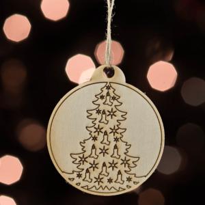 .Ozdoby na vianočný stromček – mini sada II.