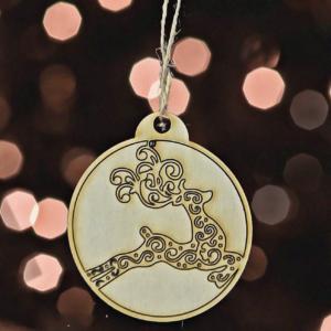 .Ozdoby na vianočný stromček – mini sada I.